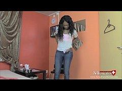 Porno Casting Interview mit der Studentin Lexxy 25