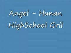 Angel-Hunan highschool girl