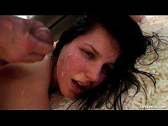 LiveGonzo Bobbi Starr Hot Brunette Does Anal Fo...