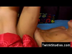 gay twinks kyler moss is all horned up after their date but conner