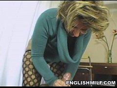 British milf blowjob UK