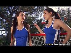 Brazzers - Big Tits In Sports -  Big Tits in Fi...