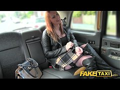 Fake Taxi Lucky cabby gets big natural tits