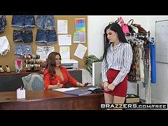 Brazzers - Hot And Mean - Lick A Boss scene sta...