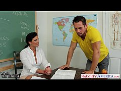 Hot Pehonix Marie The Teacher Takes Anal