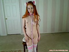 Dolly Little is a Dancing Minx