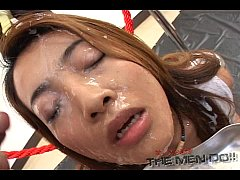 Big load bukkake and swallow girl 3 3/3 Japanes...
