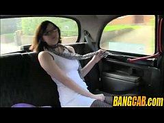Cabbie Accidental Rendezvous with Hottie