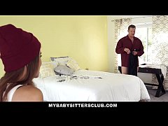 MyBabySittersClub - Caught The Babysitter Mastu...