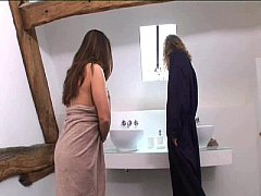 Cathy Barry Fucked by the Plumber!
