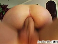 Ass Traffic Horny guy butt-bangs Ann who loves ...