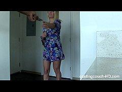 Casting – Tammi enjoys black cock at audition