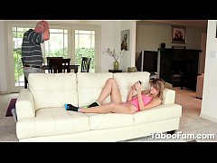 Hot Babe Drilled by Her Pissed Off Stepdad