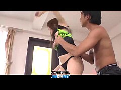 Japanese teen Maomi Nagasawa sucked dick and pumped hard
