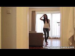 Young Courtesans - A perfect xvideos cum-shot f...