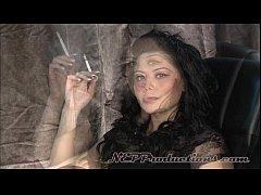 Remi Rose - Smoking Fetish at Dragginladies