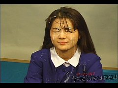 Bukkake Highschool Lesson 13 4/4 Japanese uncen...