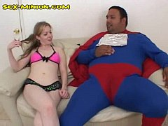 Blonde with Chub Superman