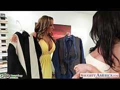 Babes Richelle Ryan and Veronica Avluv sharing ...