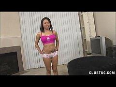 Asian Young Girl Hanjob