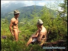 extreme threesome in nature