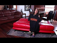 Latino Casting Couch Hot Latina cast 3 Men for ...