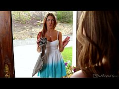 Aubrey Star and August Ames at WebYoung