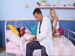 Big asses pacients for a big cock medic - Her i...