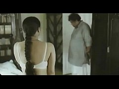 Hot Bangali Actress Dress Change In Front Of He...