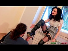 Again Another Good Job Part1 - Slave Humiliation