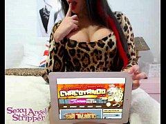 Sexy Angel Stripper - BLOG Chacotando