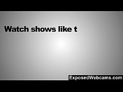 True Amateur Teen Does Webcam