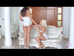Straight To The Point by Sapphic Erotica - Blanche Bradburry and Carla Cruz lesb
