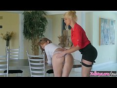 Twistys - Offbeat Job Interview - Anikka Albrit...