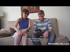 She Is Nerdy - She redtube loves video youporn ...