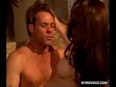 Natural strip boob video