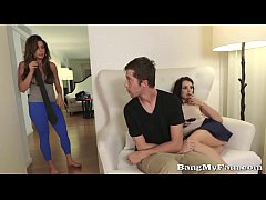Fucking My Horny Step-Sis Megan Sage In the Nex...