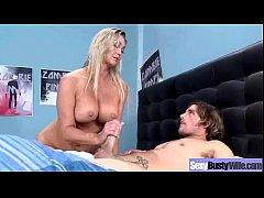 (abbey brooks) Mature Big Round Juggs Lady Love Intercorse video-01