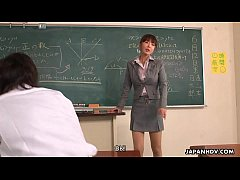 Teacher taking extra interest in couple of her ...