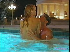 Elizabeth berkeley pool sex