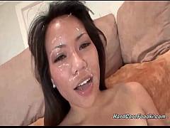 Nasty redhead slut seduces her man