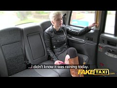 Fake Taxi Hot passionate rough backseat sex