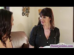 Sweetheart janice griffith and french milf