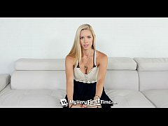 Brooke Logans first anal with Johnny Castle