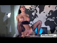 Office Girl (peta jensen) With Big Tits Banged Hard Style video-27