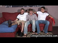 Gay XXX Aaron James and Tommy Defendi give the ...