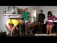 Brandi Belle and Boyfriend Watch Her Friend Get...