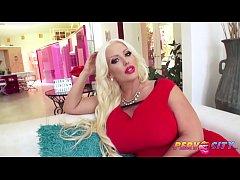 PervCity Big Boob Anal MILFs Mercedes Carerra A...