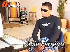 Fabio Ferreira gozando MUITO