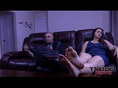 Big Tits Melanie Hicks in Daughter Fucks Dad wh...